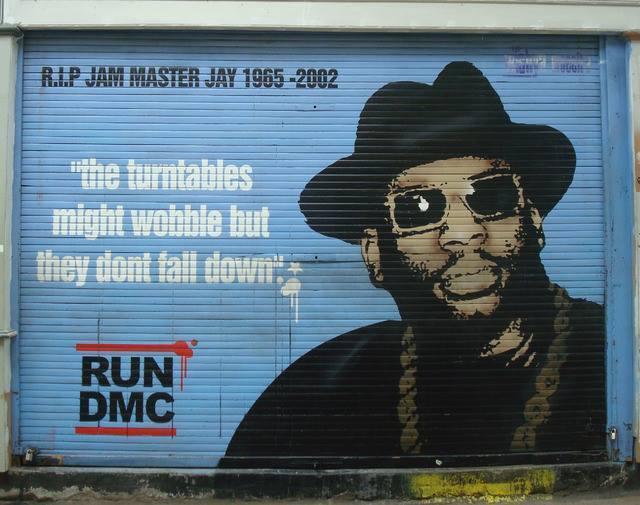 RUN DMC JMJ