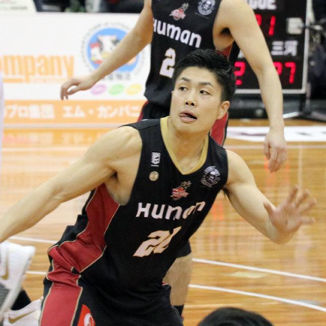 B.League Osaka Evessa #20 Goda RAY Rei