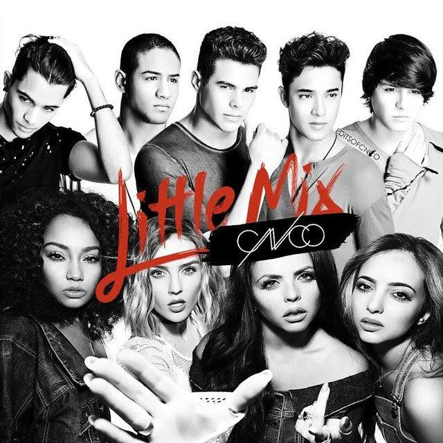 CNCO, Little Mix - Reggaetón Lento (Remix)