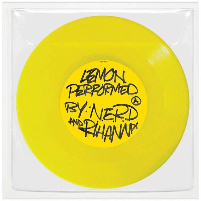 """N.E.R.D. & Rihanna - Lemon 7"""" €11.00"""
