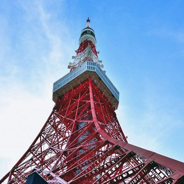 多くの人が「赤」と誤解!東京タワーは「赤色」ではなく「オレンジ色」だった