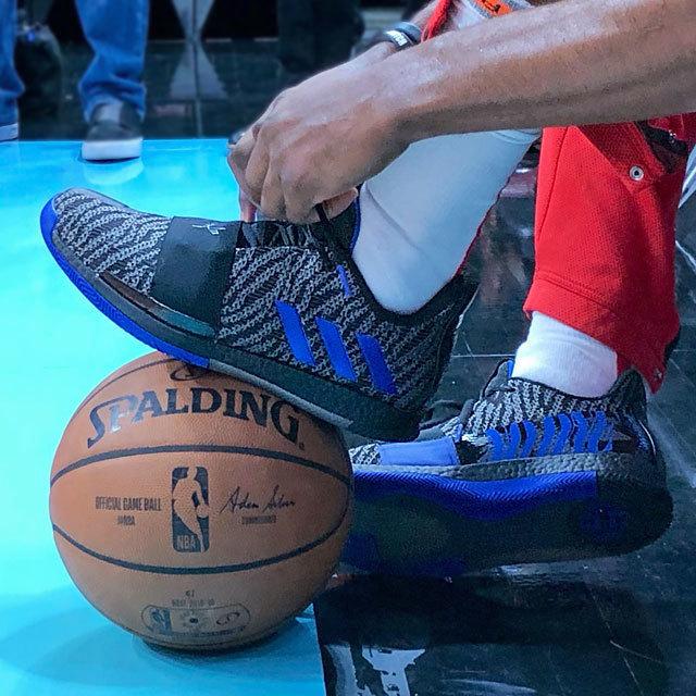 NBA Houston Rockets Basketball Shoes Sneaker Kicks adidas James Harden Vol.3