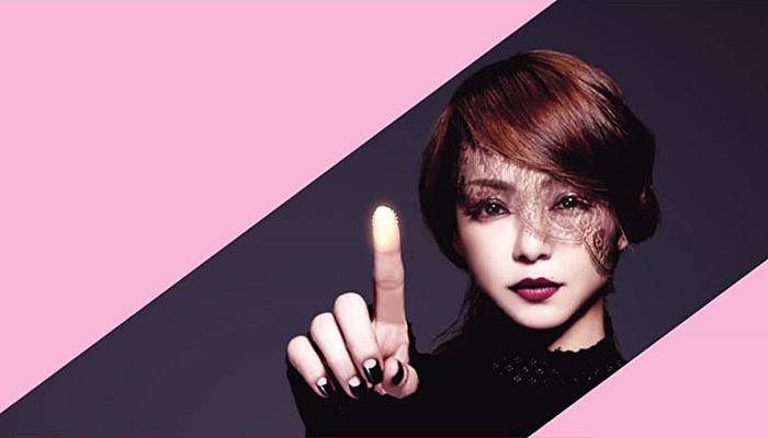 Namie Amuro 「Golden Touch」