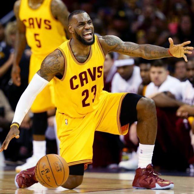 2015 NBA Finals Game4