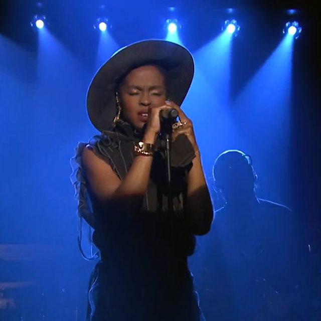 ローリン・ヒル Ms.Lauryn Hill Feeling Good