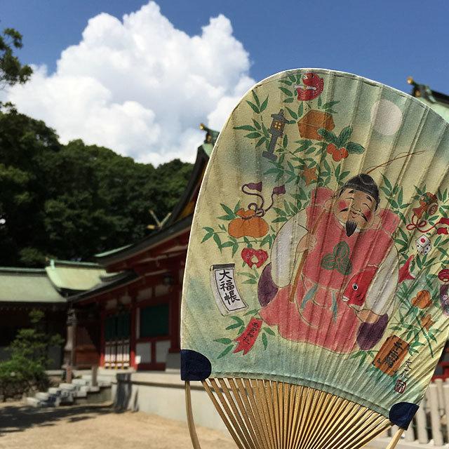 えびす宮総本社 西宮神社