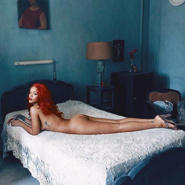 Rihanna in Cuba Vanity Fair