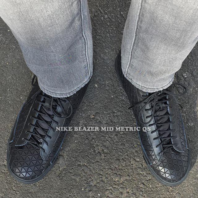 Nike Blazer Mid Metric QS Black