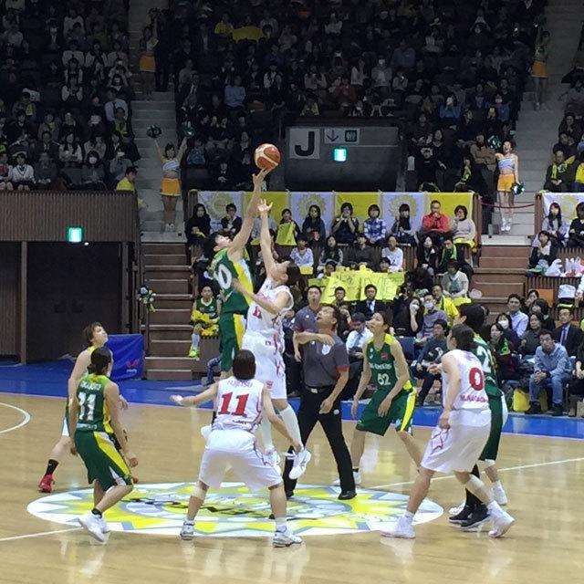 15-16 Wリーグ レギュラーシーズン W 富士通 VS JX-ENEOS