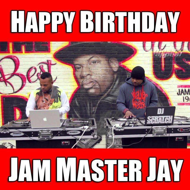 Happy Birthday JMJ RUN DMC