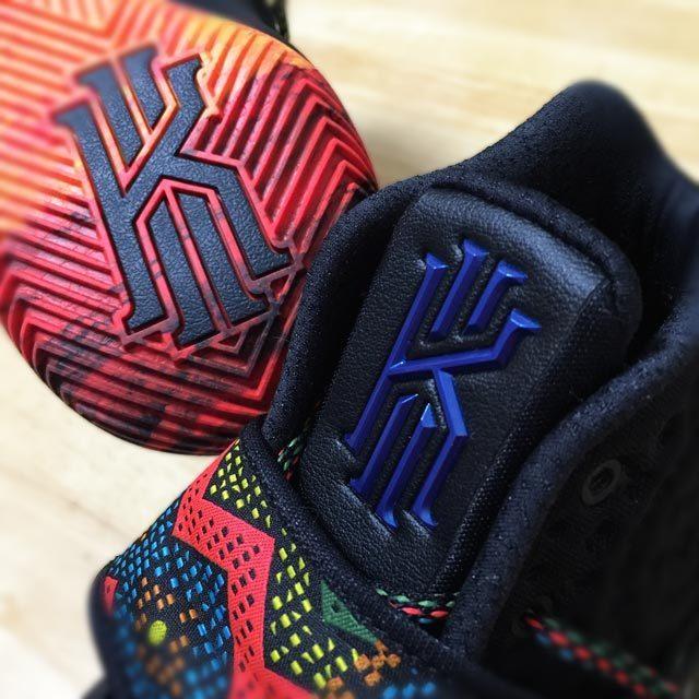 カイリー・アービング Nike Kyrie2 Black History Month