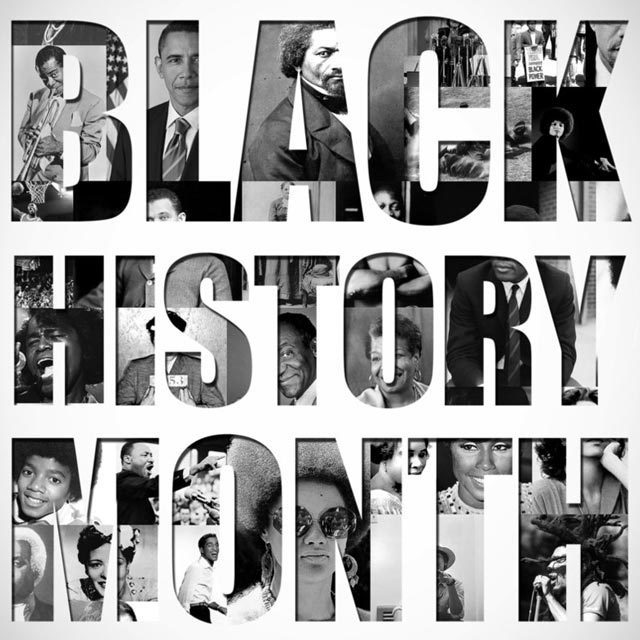 BHM(Black History Month)