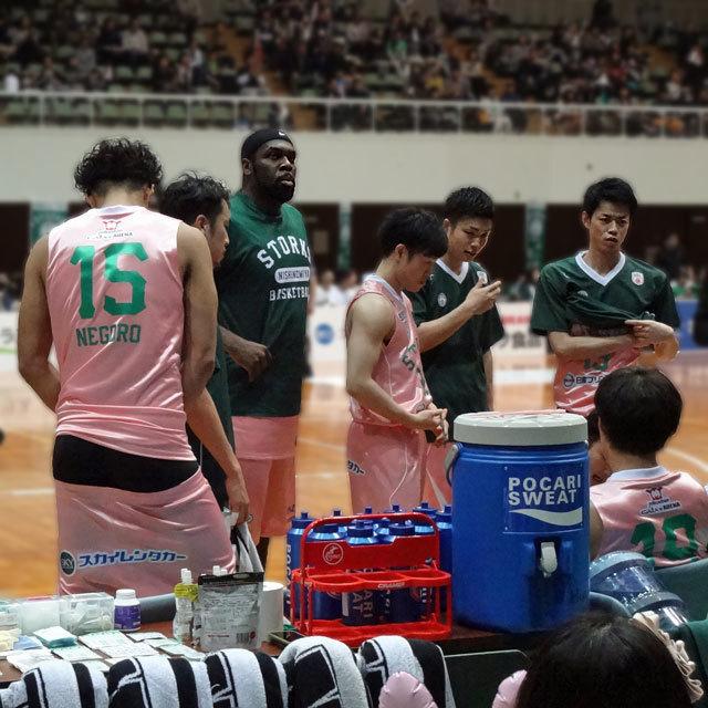 サクラ 桜 SAKURA Pro Basketball Team NISHINOMIYA STORKS LEVANGA HOKKAIDO