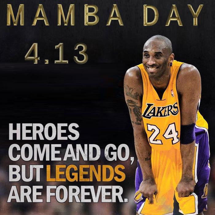 NBA Los Angeles Lakers #24 KOBE BRYANT ロサンジェルス・レイカーズ コービー・ブライアント 現役引退試合 only kings have rings Tee