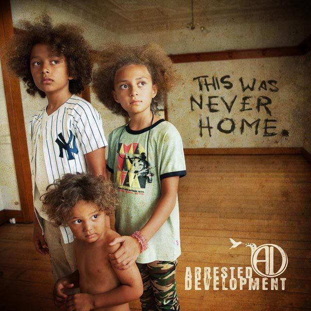 SPEECH スピーチ ADtheBand アレステッド・ディヴェロップメント This Was Never Home
