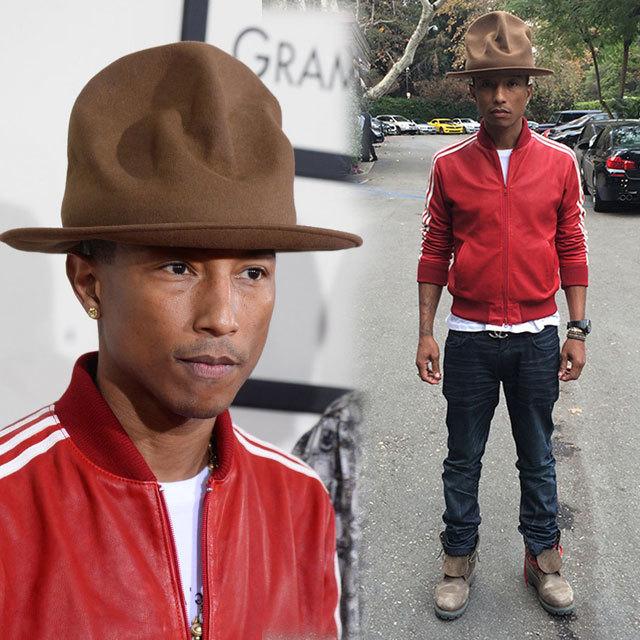 Medicom Toy RAH Real Action Heroes Pharrell Williams