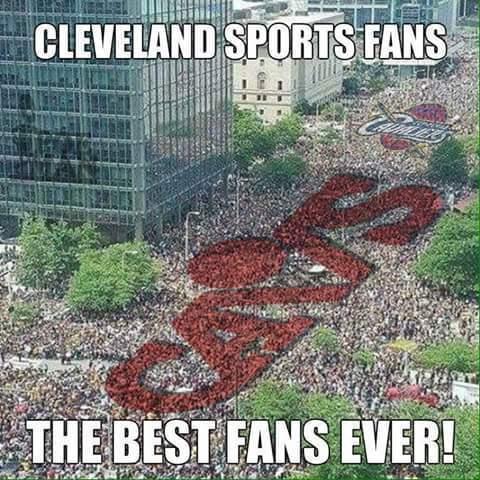 2016 NBA Champions Cleveland Cavaliers クリーブランド・キャバリアーズ 優勝パレード