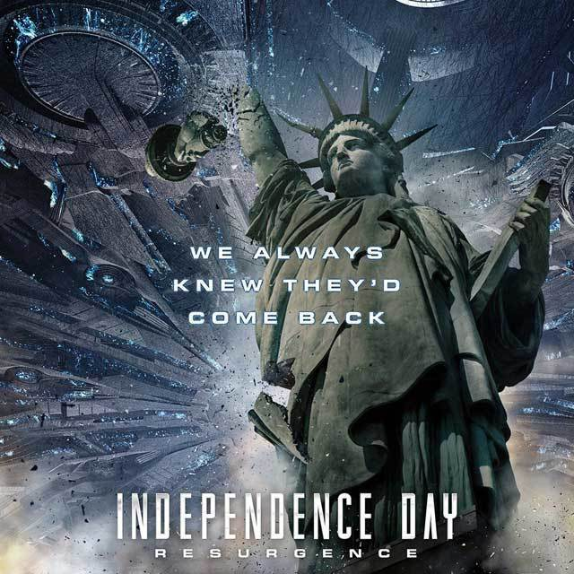 Independence Day: Resurgence MX4D