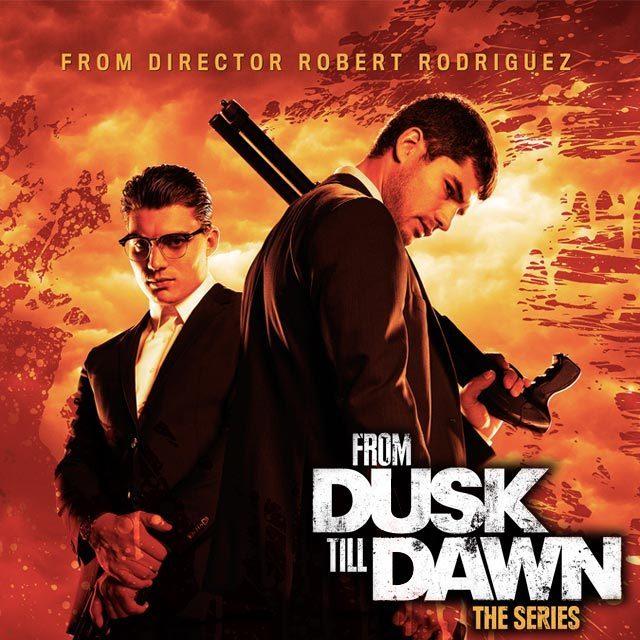Robert Rodriguez FROM DUSK TILL DAWN The Series FOX MOVIE