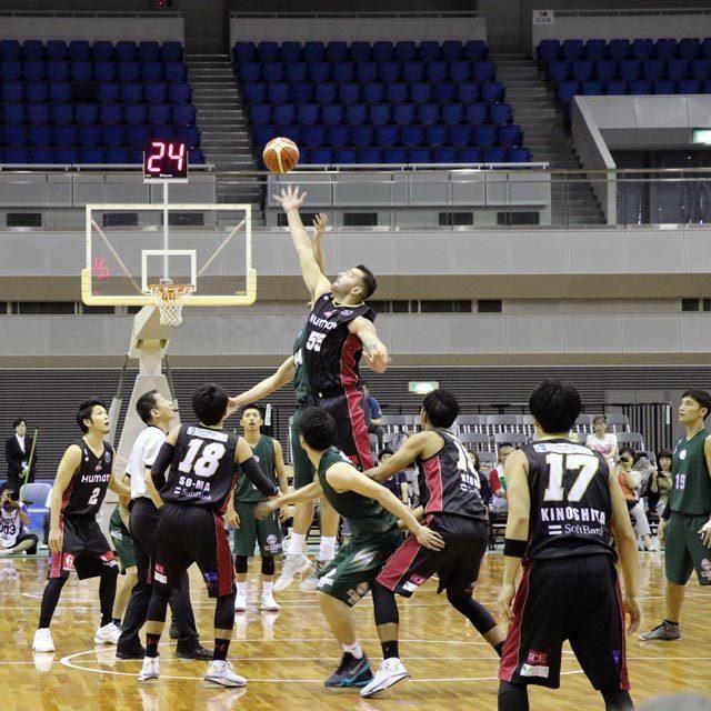 関西バスケットボールCUP @府民共済SUPERアリーナ(舞洲アリーナ)