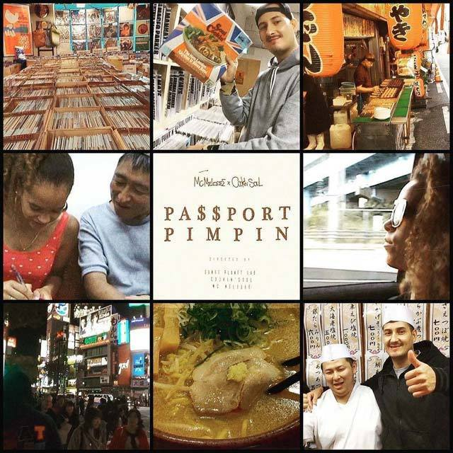 prod. by Cookin Soul @TOKYO JAPAN