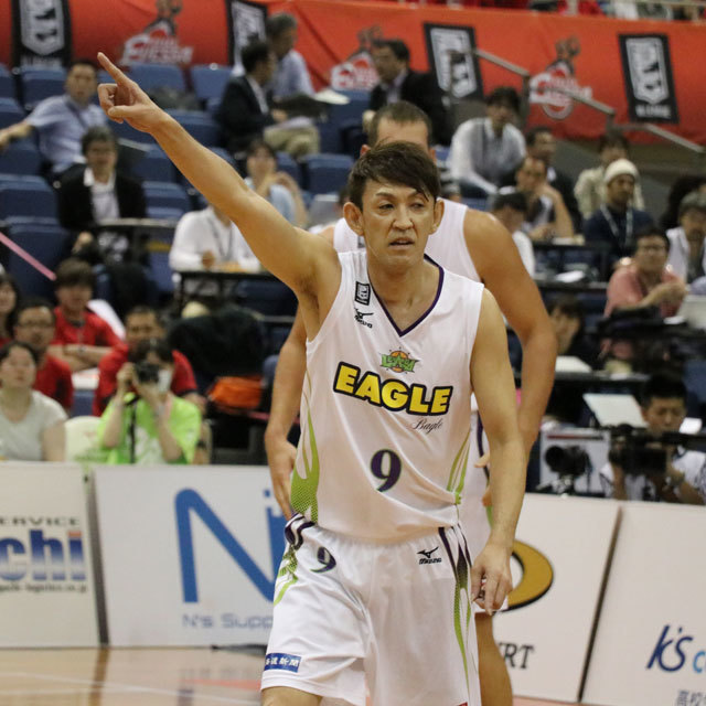 B.LEAGUE LEVANGA HOKKAIDO #9 TAKEHIKO ORIMO