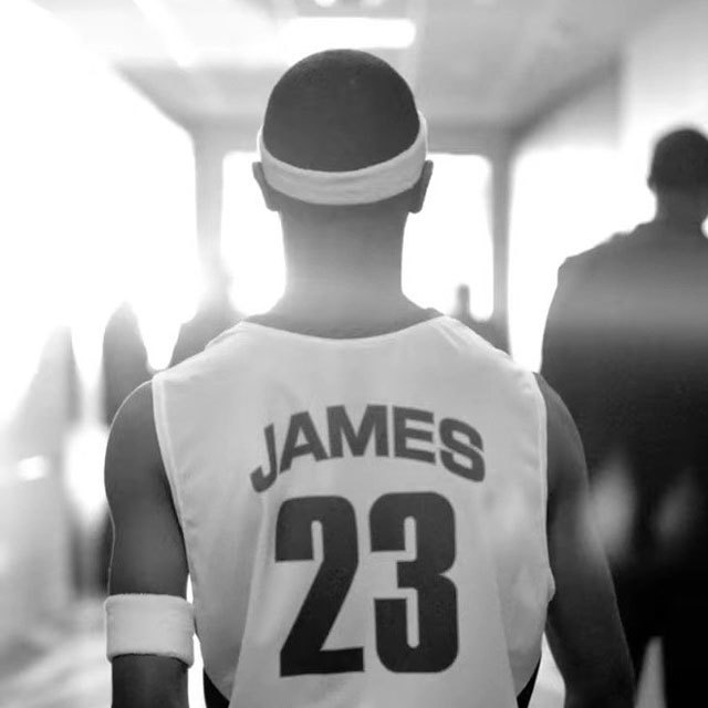 LeBron James NBA Cleveland Cavaliers