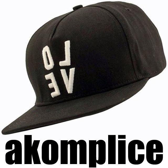 エイコンプライス スナップバック キャップ 帽子