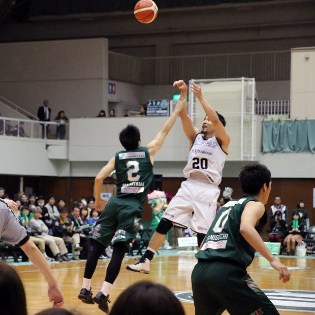 B.LEAGUE FIGHTING EAGLES NAGOYA SATOSHI KAWAI