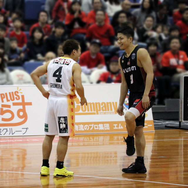 B.LEAGUE OSAKA EVESSA vs SENDAI 89ERS