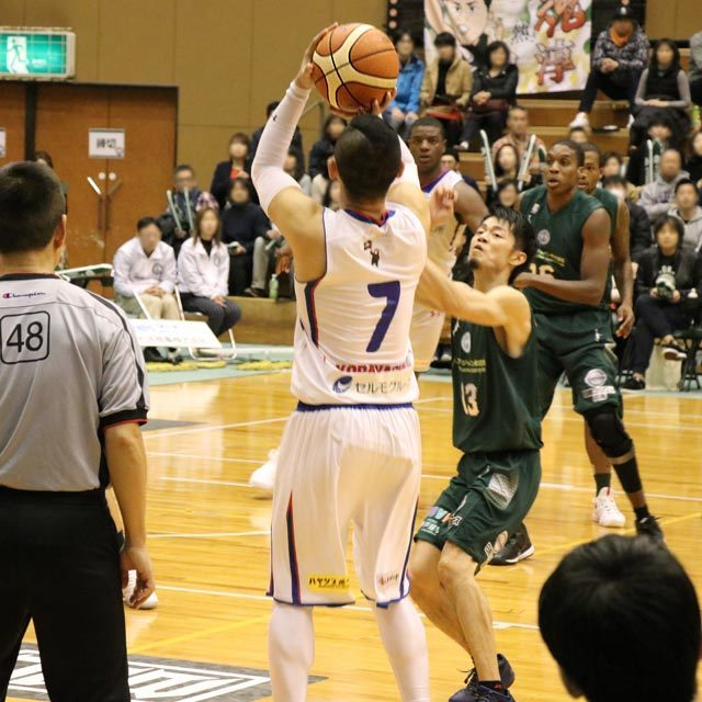 B.LEAGUE KUMAMOTO VOLTERS SHINTARO KOBAYASHI