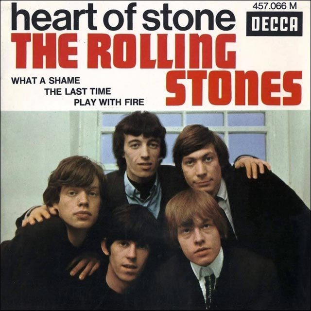 ハート・オブ・ストーン THE ROLLING STONES ・HEART OF STONE ・WHAT A SHAME ・THE LAST TIME ・PLAY WITH FIRE