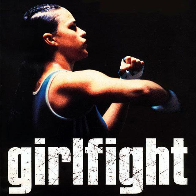 Michelle Rodriguez in GIRLFIGHT