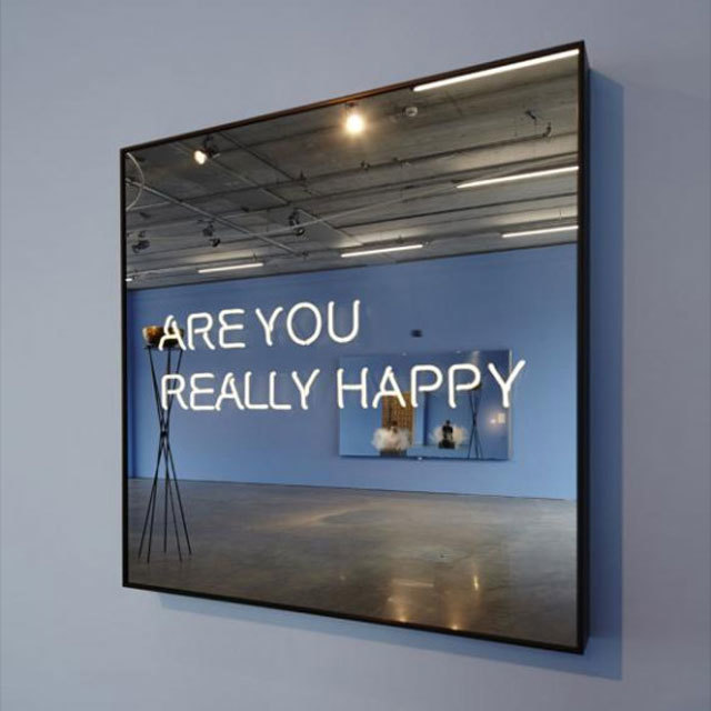 ARE YOU REALLY HAPPY by i-nterfashional