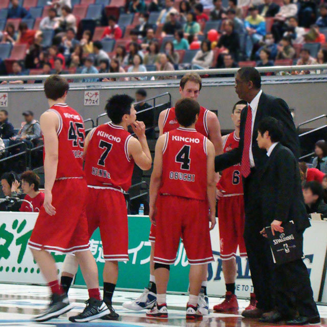 bj League OSAKA EVESSA