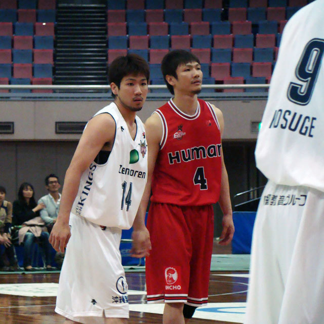 bj League Osaka Evessa vs Ryukyu GoldenKings