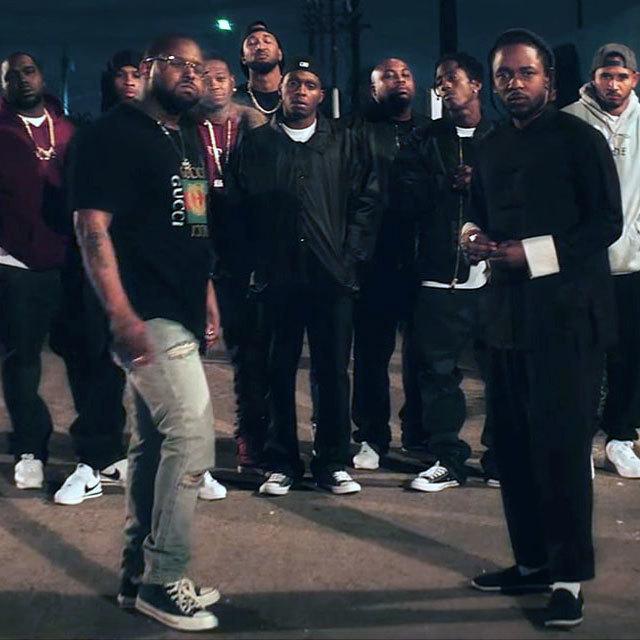 DNA. Kendrick Lamar ケンドリック・ラマー DAMN.