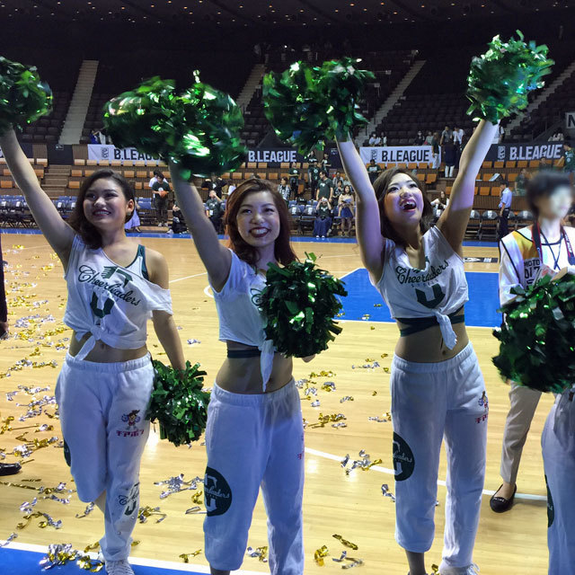 B.LEAGUE B2 PLAYOFFS FINAL 2016-17 NISHINOMIYA STORKS