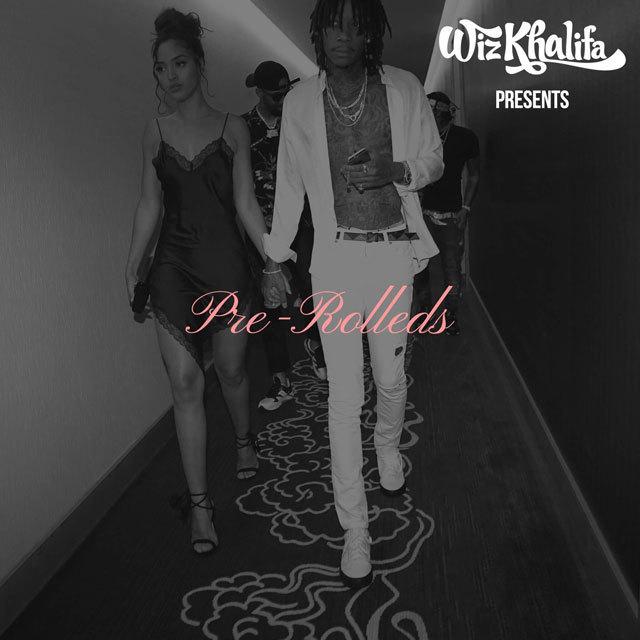Wiz Khalifa - PreRolleds EP (Prod By Sledgro)