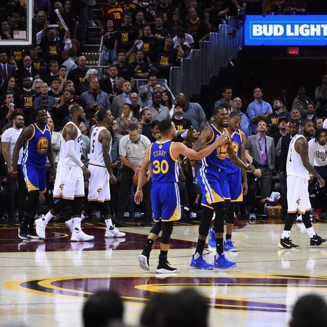 Kevin Durant 🔒 #DubNation #NBAFinals