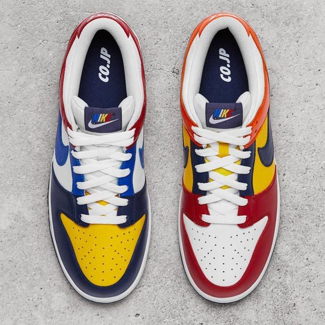 "NIKE DUNK LOW JP QS ""What The"" AA4414-400"