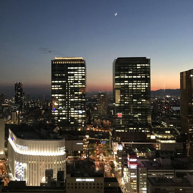 大阪工業大学梅田キャンパス OIT梅田タワー 21階 リストランテ翔21