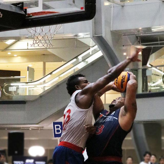 世界最高峰3人制バスケットボールリーグ 3X3 PREMIER.EXE 2017 Season KOBE Cross Conference Cup