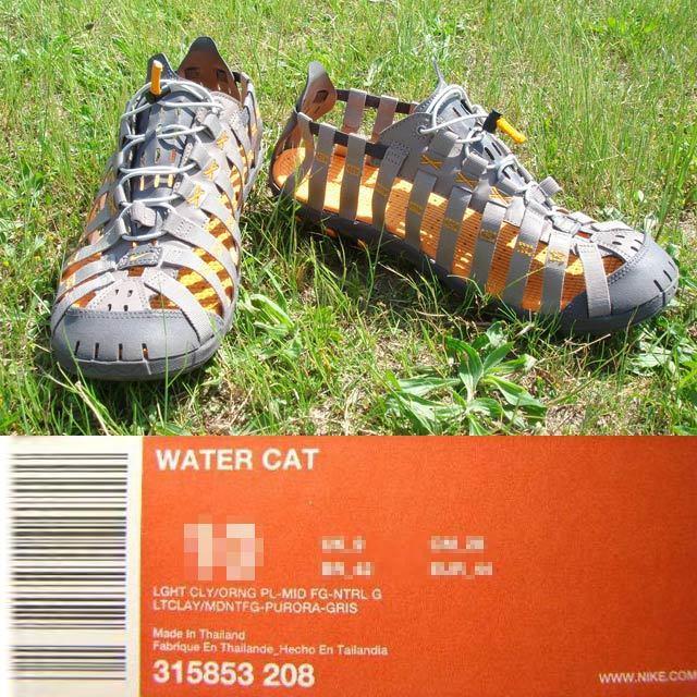 NIKE WATER CAT 315853-208