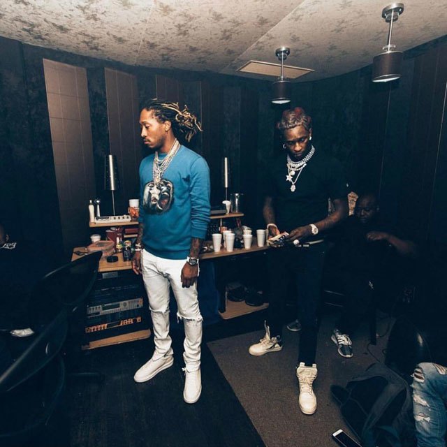 Future – Way Longer Ft Young Thug