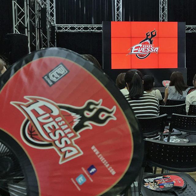 「2017-18シーズン 大阪エヴェッサ新体制発表会および選手トークショー」