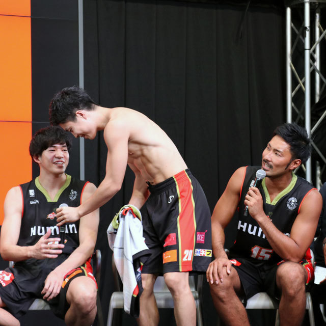 Bリーグ 大阪エヴェッサ #27 熊谷尚也