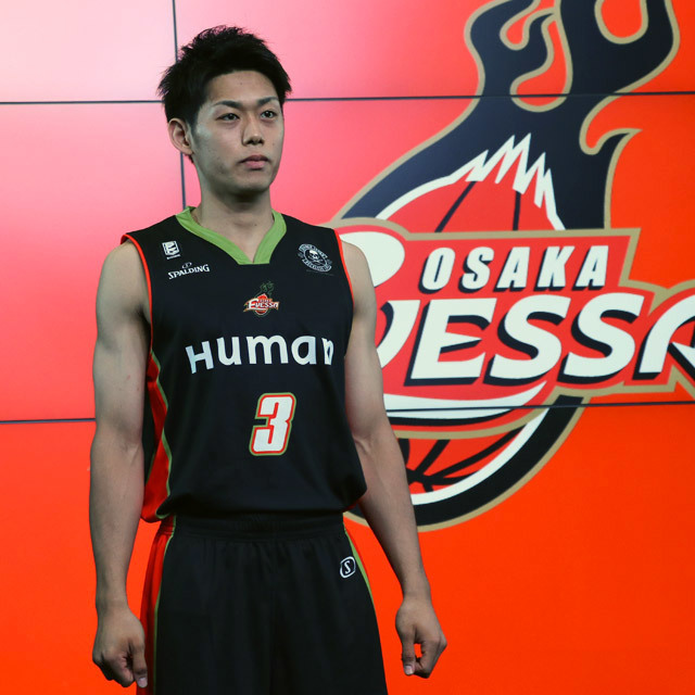 Bリーグ 大阪エヴェッサ 2017-18シーズン #3 藤高宗一郎