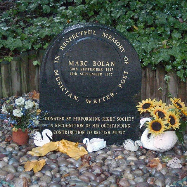 Marc Bolan T.REX Electric Warrior