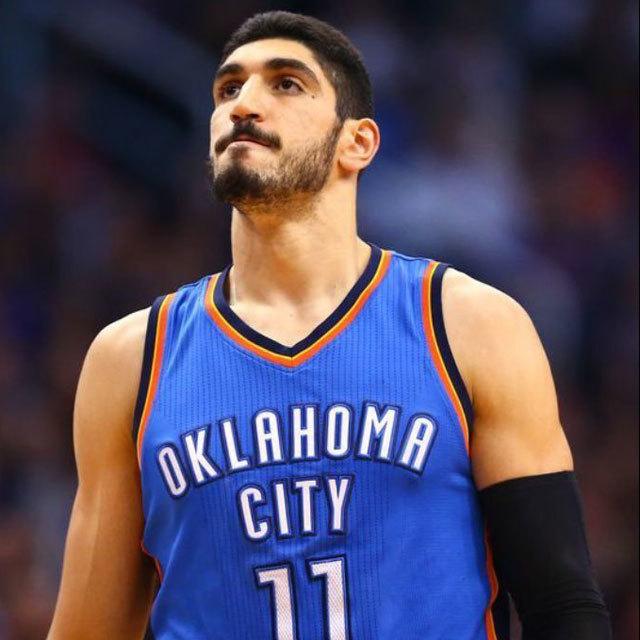 NBA OklahomaCityThunder #11 ENES KANTER